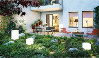 Nîmes programme immobilier neuve « Écrin des Arts » en Loi Pinel  (3)