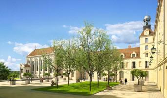 Juilly programme immobilier à rénover « Pensionnat de Juilly » en Monument Historique  (3)