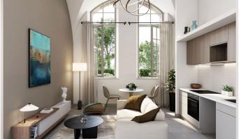 Juilly programme immobilier à rénover « Pensionnat de Juilly » en Monument Historique  (4)