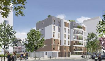 Stains programme immobilier rénové « Côté Parc » en loi pinel