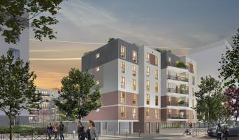 Stains programme immobilier neuve « Côté Parc » en Loi Pinel  (2)