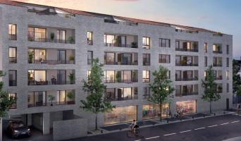 Toulouse programme immobilier neuve « L'Ecrin de Paul » en Loi Pinel  (2)