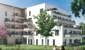 Toulouse programme immobilier neuve « L'Ecrin de Paul » en Loi Pinel  (3)