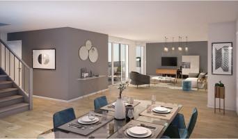 Toulouse programme immobilier neuve « L'Ecrin de Paul » en Loi Pinel  (4)