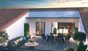 Toulouse programme immobilier neuve « L'Ecrin de Paul » en Loi Pinel  (5)