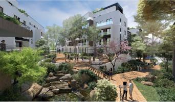 Chatou programme immobilier neuve « Le Patio des Artistes » en Loi Pinel  (2)