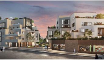 Chatou programme immobilier neuve « Le Patio des Artistes » en Loi Pinel  (3)