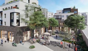 Chatou programme immobilier neuve « Le Patio des Artistes » en Loi Pinel  (4)