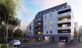 Strasbourg programme immobilier rénové « L'Inattendu 2 » en loi pinel