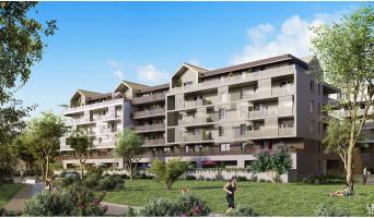 Strasbourg programme immobilier neuve « L'Inattendu 2 » en Loi Pinel  (2)