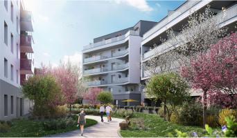 Strasbourg programme immobilier neuve « L'Inattendu 2 » en Loi Pinel  (3)