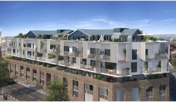 Toulouse programme immobilier neuve « Les Belles Rives » en Loi Pinel  (4)