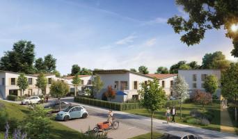 Cornebarrieu programme immobilier neuf « Pachamama