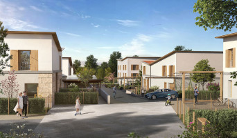 Cornebarrieu programme immobilier neuve « Pachamama » en Loi Pinel  (4)