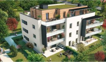 Allonzier-la-Caille programme immobilier neuve « Programme immobilier n°219420 » en Loi Pinel  (2)