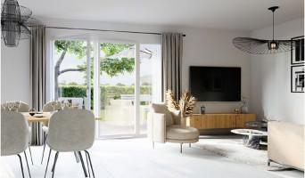 Garons programme immobilier neuve « Le Verger des Farelles » en Loi Pinel  (3)