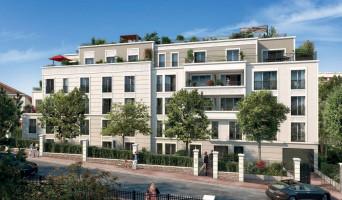 Saint-Cloud programme immobilier neuf « L'Aparté