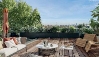 Saint-Cloud programme immobilier neuve « L'Aparté » en Loi Pinel  (2)