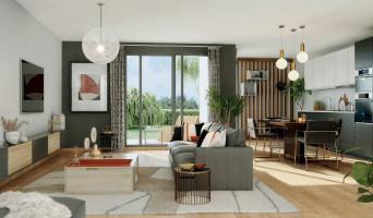 Saint-Cloud programme immobilier neuve « L'Aparté » en Loi Pinel  (3)