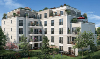 Saint-Cloud programme immobilier neuve « L'Aparté » en Loi Pinel  (4)