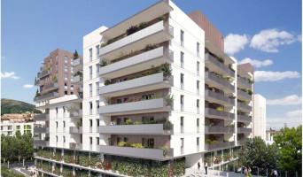 Clermont-Ferrand programme immobilier neuve « Les Fabriks de Mai » en Loi Pinel  (2)