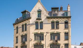 Dunkerque programme immobilier à rénover « Place de la Gare » en Déficit Foncier