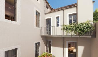 Nîmes programme immobilier à rénover « Place Duguesclin » en Déficit Foncier