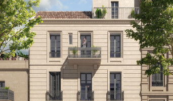 Nîmes programme immobilier à rénover « Place Duguesclin » en Déficit Foncier  (2)