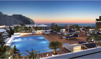 Villeneuve-Loubet programme immobilier neuve « Programme immobilier n°219427 » en Loi Pinel
