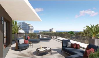Villeneuve-Loubet programme immobilier neuve « Programme immobilier n°219427 » en Loi Pinel  (2)