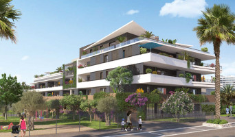 Villeneuve-Loubet programme immobilier neuve « Programme immobilier n°219427 » en Loi Pinel  (3)