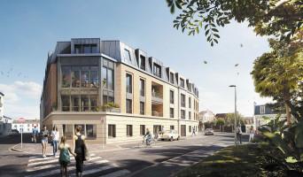 Houilles programme immobilier rénové « Les Jardins Schoelcher » en loi pinel
