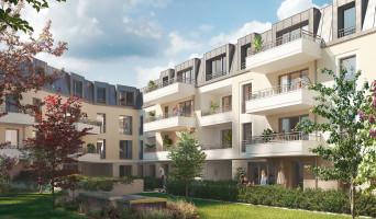 Houilles programme immobilier neuve « Les Jardins Schoelcher » en Loi Pinel  (2)