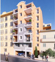 Nice programme immobilier neuve « Carré Confidence » en Loi Pinel