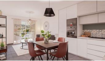 Nice programme immobilier neuve « Carré Confidence » en Loi Pinel  (3)