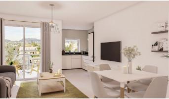 Nice programme immobilier neuve « Carré Confidence » en Loi Pinel  (4)