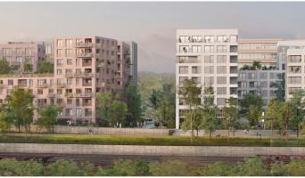 Rouen programme immobilier neuve « L'Éveil de Flaubert » en Loi Pinel