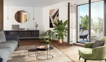 Châtenay-Malabry programme immobilier neuve « Côté Jardin »  (2)