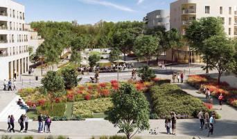 Châtenay-Malabry programme immobilier neuve « Côté Jardin »  (3)