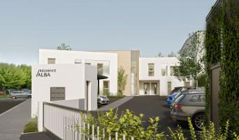 Villenave-d'Ornon programme immobilier rénové « Alba » en loi pinel
