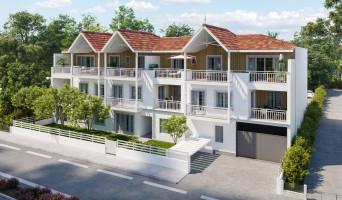 Andernos-les-Bains programme immobilier neuve « A'Marée »