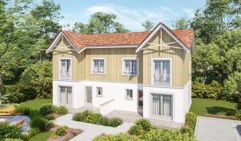 Andernos-les-Bains programme immobilier neuve « A'Marée »  (2)