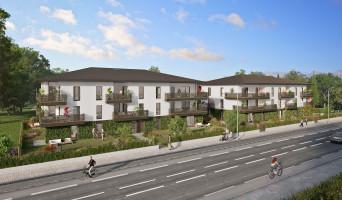 Pessac programme immobilier neuve « La Réserve » en Loi Pinel  (2)