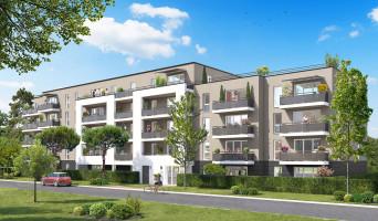 Poitiers programme immobilier neuve « Jardins du Golf II » en Loi Pinel