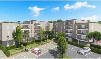 Poitiers programme immobilier neuve « Jardins du Golf II » en Loi Pinel  (2)