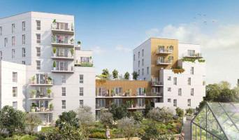 Le Havre programme immobilier rénové « Crescendo » en loi pinel