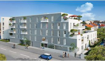 Orvault programme immobilier rénové « Auréa » en loi pinel