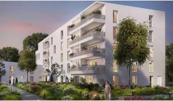 Orvault programme immobilier neuve « Auréa » en Loi Pinel  (2)