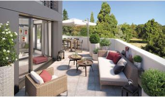 Nantes programme immobilier neuve « L'Exception » en Loi Pinel