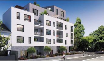 Nantes programme immobilier neuve « L'Exception » en Loi Pinel  (2)